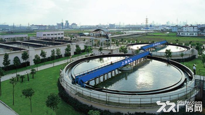 政府扶持开发,50年土地产权,园区大环评、蒸汽及污水处理厂-图(1)
