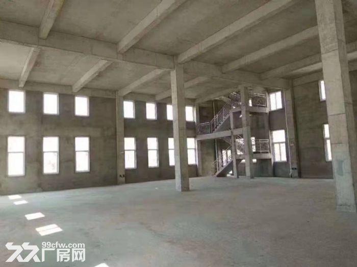 栖霞南京国家级经济技术开发区品牌工业产业园495−−6108平标准独栋单多层厂房-图(3)