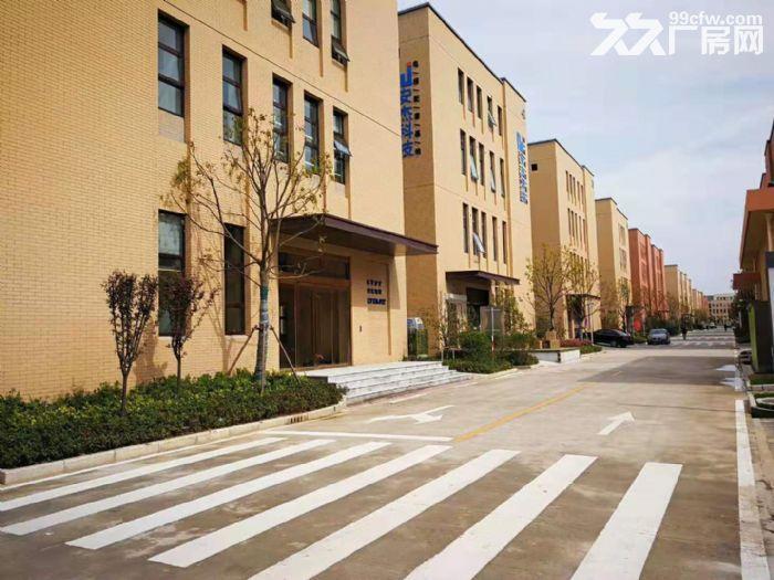 栖霞南京国家级经济技术开发区品牌工业产业园495−−6108平标准独栋单多层厂房-图(4)