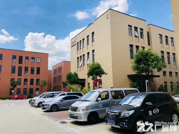 栖霞南京国家级经济技术开发区品牌工业产业园495−−6108平标准独栋单多层厂房-图(8)
