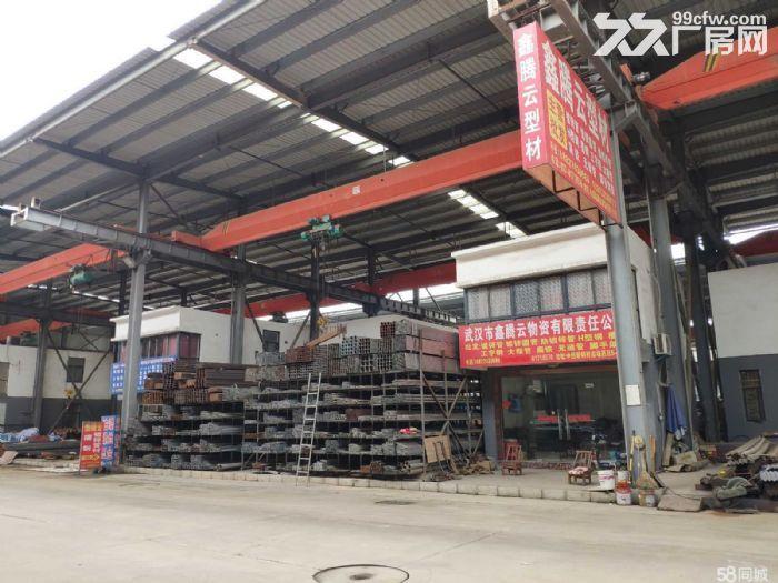 武汉南钢材市场少量厂房/土地火爆招商-图(2)