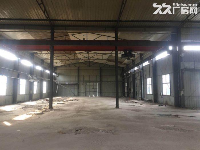 厂房出租,办公楼、仓库,水电齐,可安装设备-图(4)