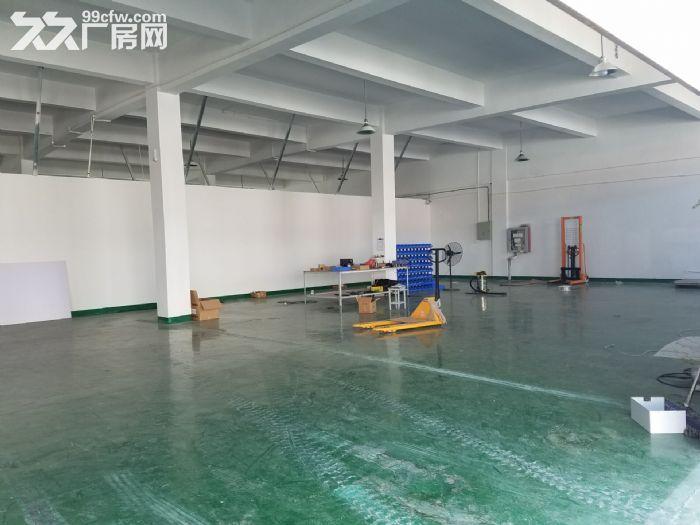 吴中横泾天鹅荡路木东路交叉口纯一楼标准厂房出租-图(2)