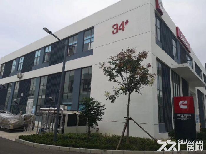 【中南高科新经济产业园】800−5000m²50年产权工业园区-图(1)