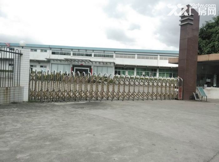 三水区乐平镇新出原房东独院单一层8000平米出租-图(2)