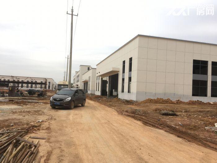 鄱阳宏地产业城1000平米厂房出租(单层9米挑高)-图(2)