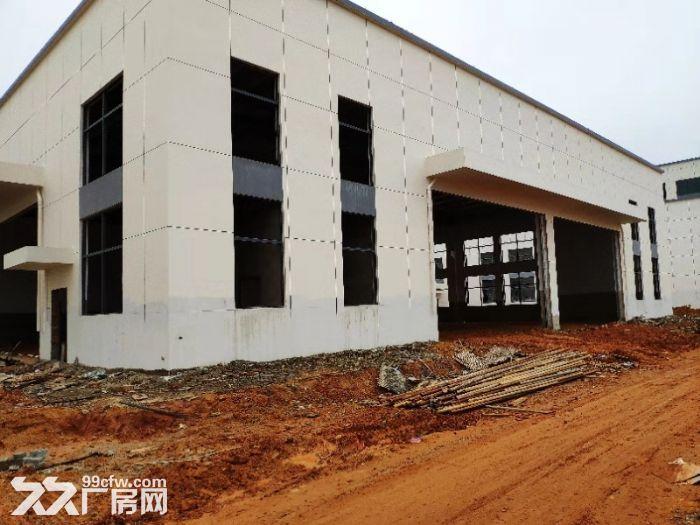 鄱阳宏地产业城1000平米厂房出租(单层9米挑高)-图(3)