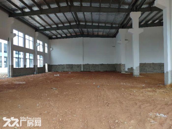 鄱阳宏地产业城1000平米厂房出租(单层9米挑高)-图(5)