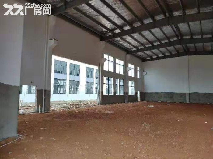 鄱阳宏地产业城1000平米厂房出租(单层9米挑高)-图(4)