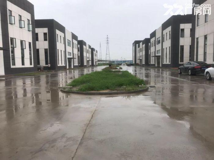 (无税收要求)正规工业园区全新单层厂房可环评-图(2)