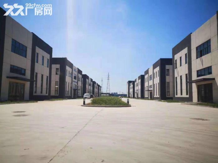 (无税收要求)正规工业园区全新单层厂房可环评-图(1)