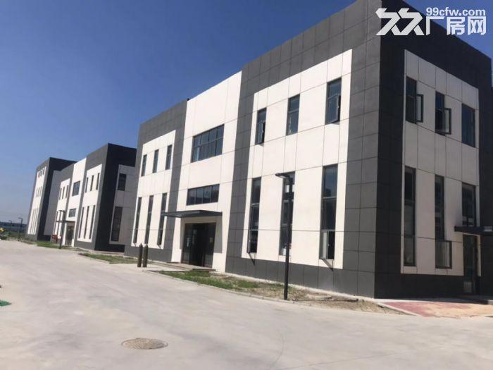 (无税收要求)正规工业园区全新单层厂房可环评-图(5)