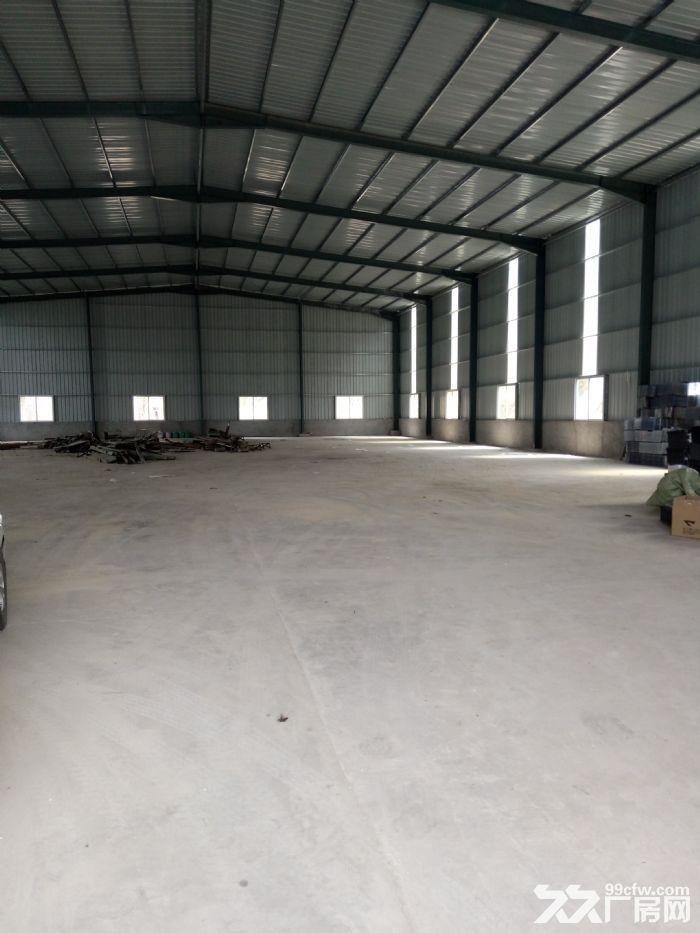 集美灌口钢结构厂房1300平出租-图(1)