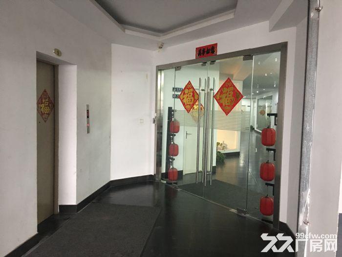 常州钟楼海业大厦厂房办公室出租-图(1)