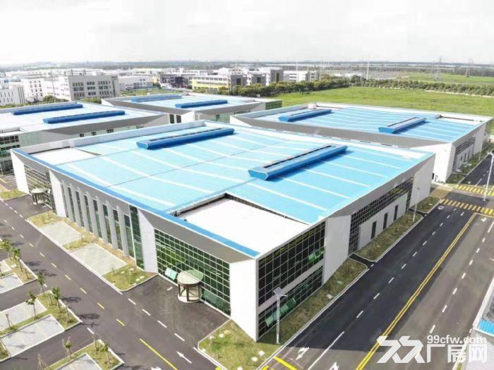 新区独栋机械厂房5300平出租-图(4)