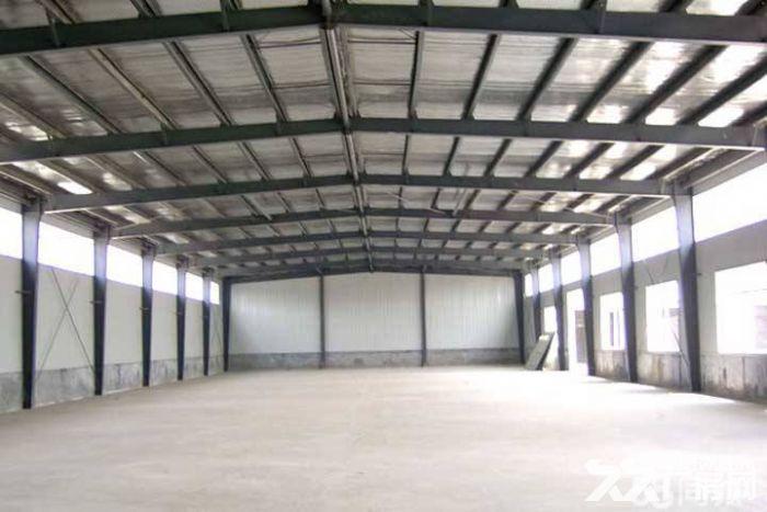3000平米全新钢构厂房出租-图(1)