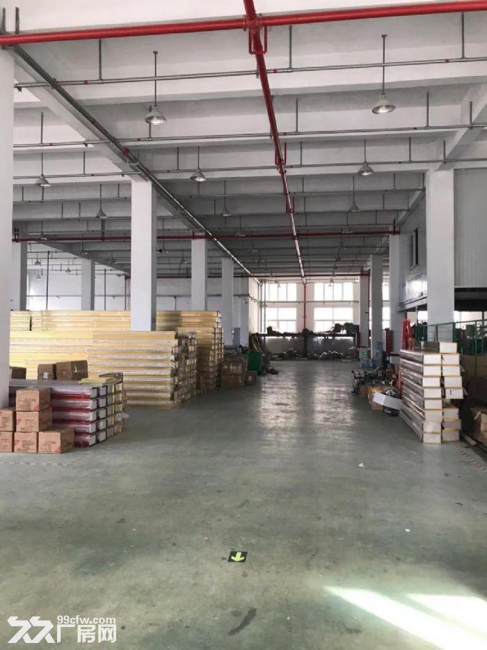 瑞安塘下罗凤北工业区一楼厂房500平米二楼350平米出租。-图(1)