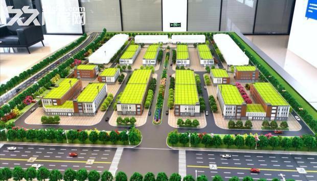 武汉市独栋厂房出售分栋50年产权-图(3)