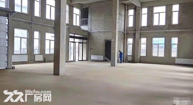 武汉市独栋厂房出售分栋50年产权-图(4)