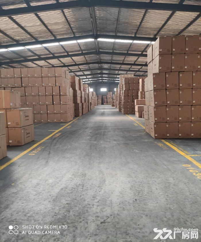 新建仓库一期6000平,6月可入驻。二期8000平,9月可入驻-图(1)
