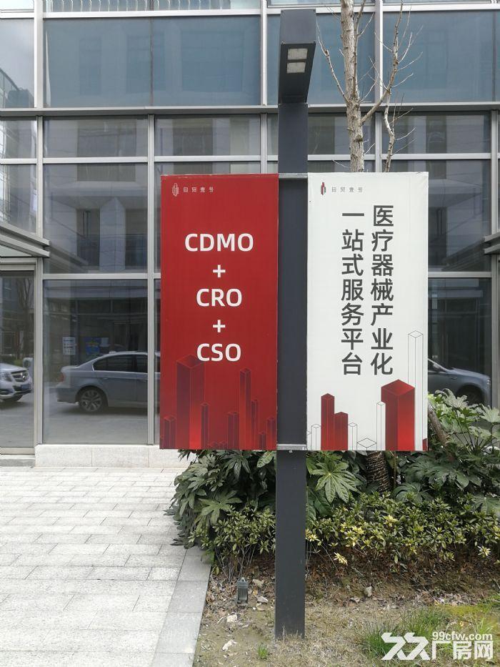 上海可环评园区(自贸壹号科技园)包环评生物可生产精装实验室-图(3)