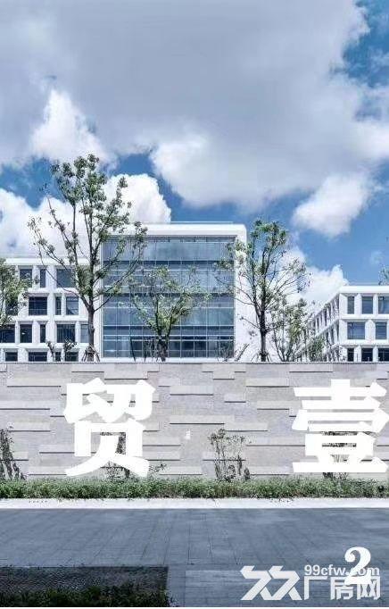 上海可环评园区(自贸壹号科技园)包环评生物可生产精装实验室-图(6)