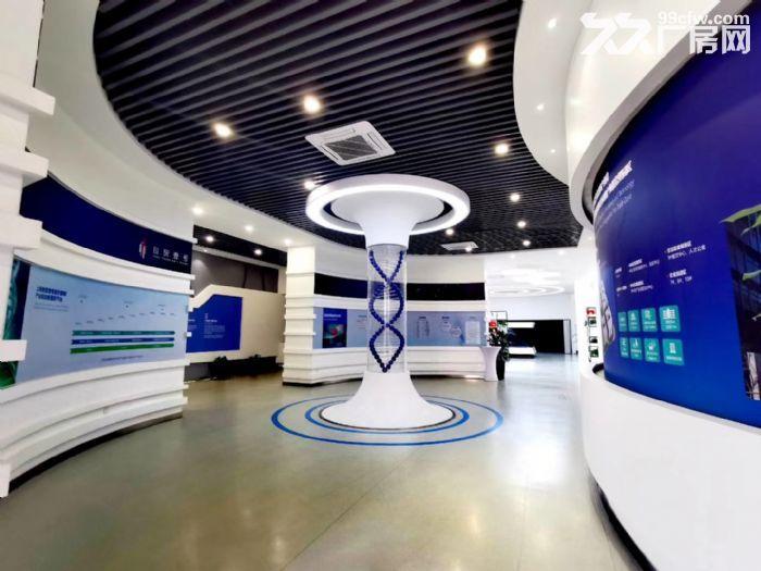上海可环评园区(自贸壹号科技园)包环评生物可生产精装实验室-图(8)