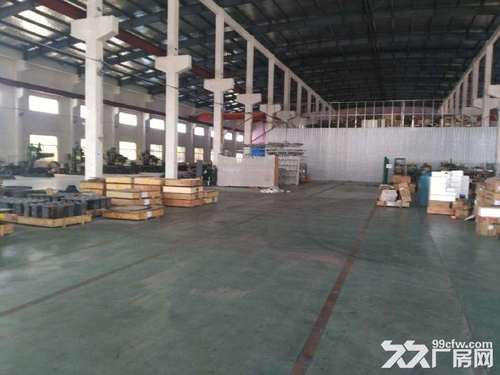 吴江开发区单层厂房1300平米,层高12米可架行车-图(2)