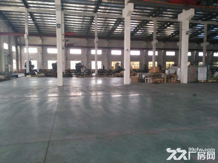 吴江开发区单层厂房1300平米,层高12米可架行车-图(5)