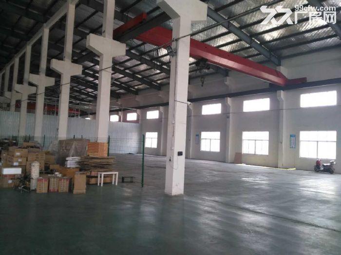 吴江开发区单层厂房1300平米,层高12米可架行车-图(3)