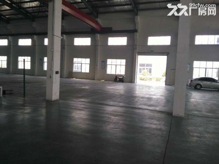吴江开发区单层厂房1300平米,层高12米可架行车-图(7)