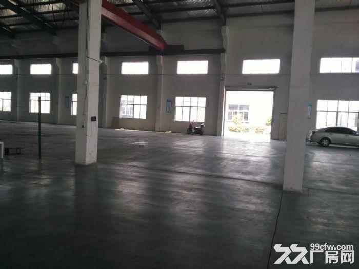 吴江开发区单层厂房1300平米,层高12米可架行车-图(8)
