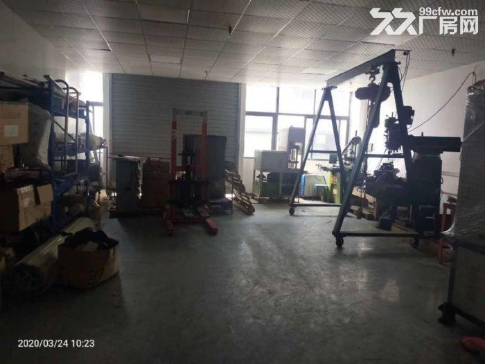 凤岗五联楼上400平带精装修办公室水电小面积厂房出租-图(2)
