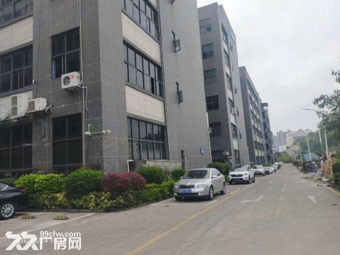 凤岗五联楼上400平带精装修办公室水电小面积厂房出租-图(3)