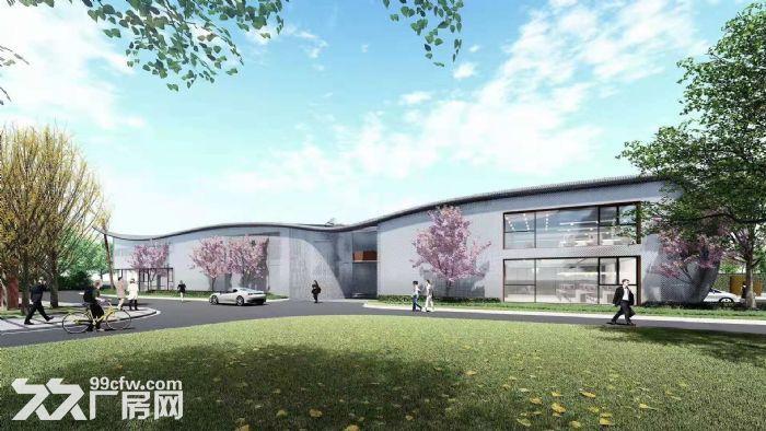 东北五环园区独栋出租层高12米适合摄影棚演播厅-图(2)