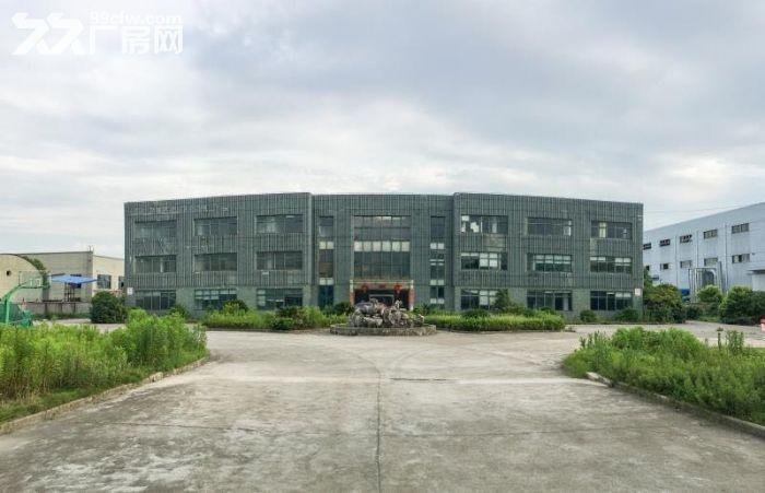 奉贤青村花园厂房,独门独院,业主直租,500KVA-图(1)