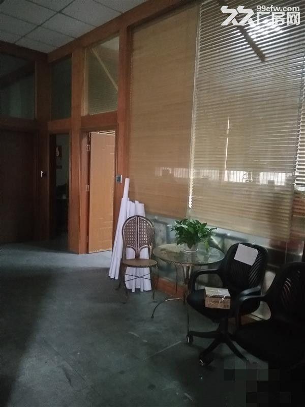大岭山镇新塘村独院标准1500平厂房出租-图(1)