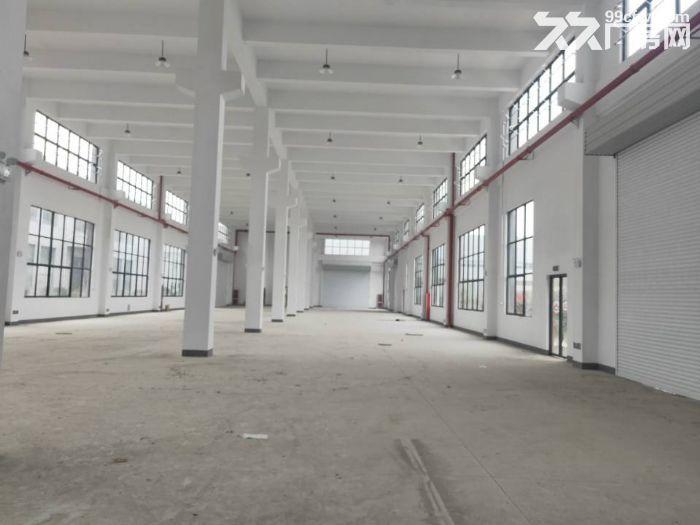 高新区附近独栋双层厂房3000平米出租可架行车-图(3)