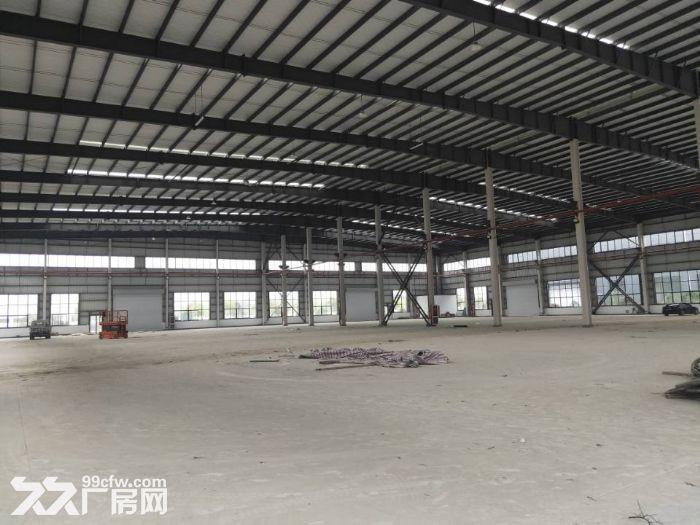 昆山高新区独栋单层厂房5600平米出租可架行车丙类消防-图(3)