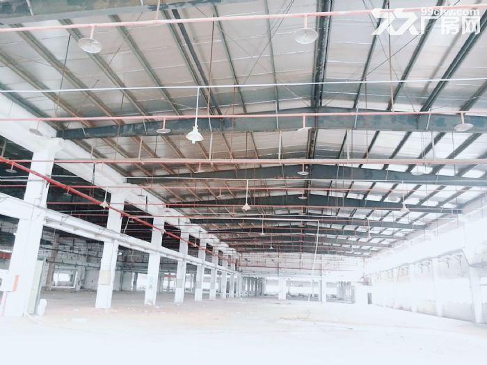佛山南海40000平方喷淋仓库出租,有红本产权-图(1)