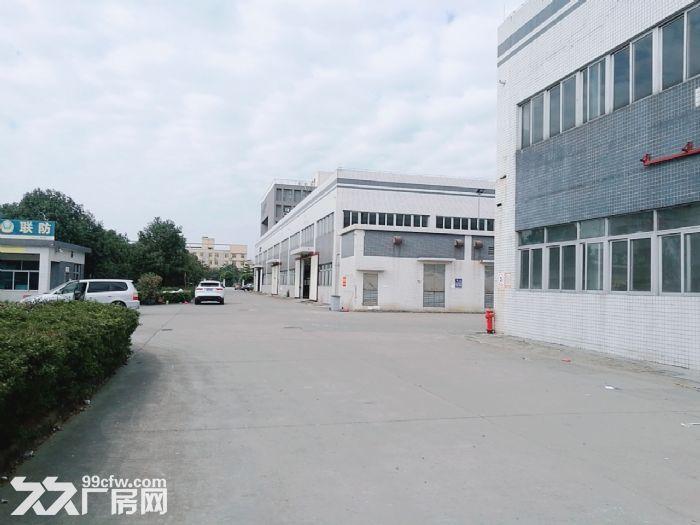 佛山南海40000平方喷淋仓库出租,有红本产权-图(2)