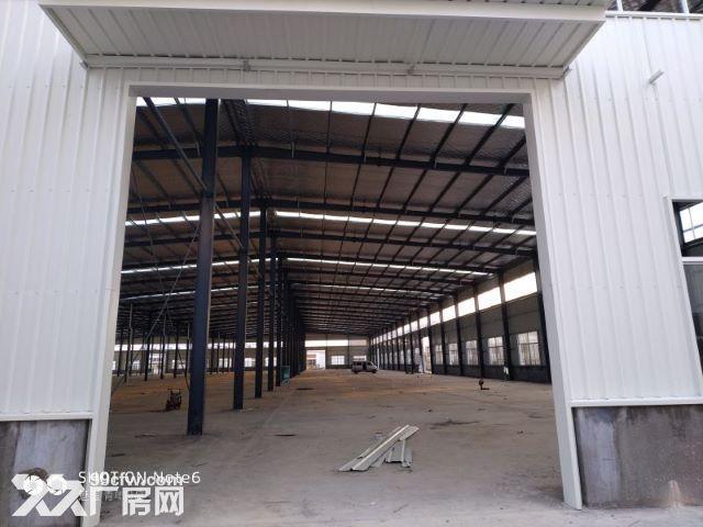 出租或转让胶州胶北工业园土地厂房-图(5)