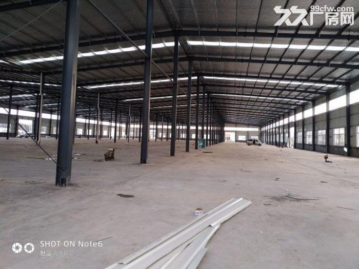 出租或转让胶州胶北工业园土地厂房-图(7)