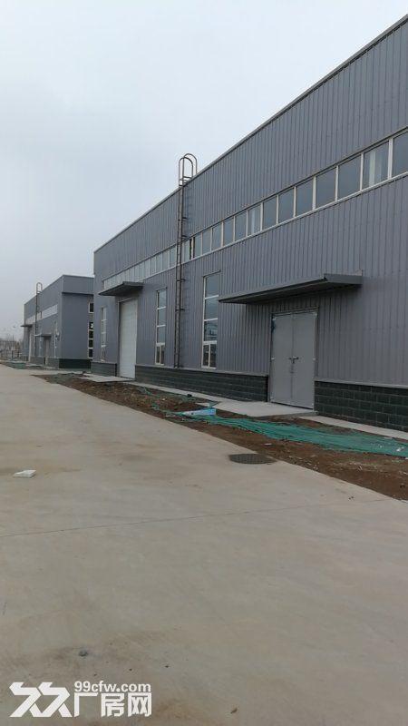 现有两所新建厂房出租,位于沧州经济开发区经七路与解放东路交叉口-图(3)
