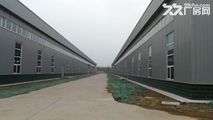 现有两所新建厂房出租,位于沧州经济开发区经七路与解放东路交叉口-图(4)
