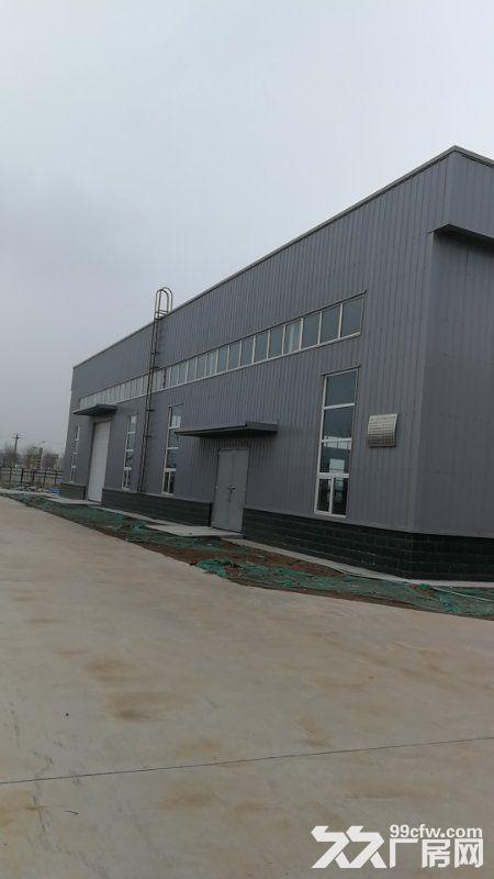 现有两所新建厂房出租,位于沧州经济开发区经七路与解放东路交叉口-图(5)