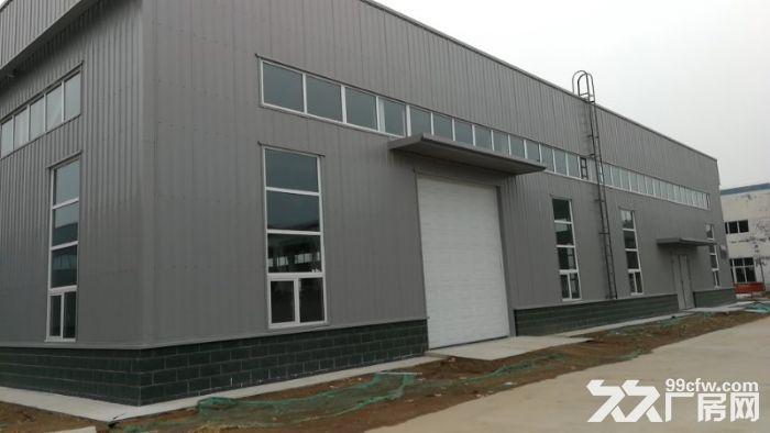 现有两所新建厂房出租,位于沧州经济开发区经七路与解放东路交叉口-图(6)