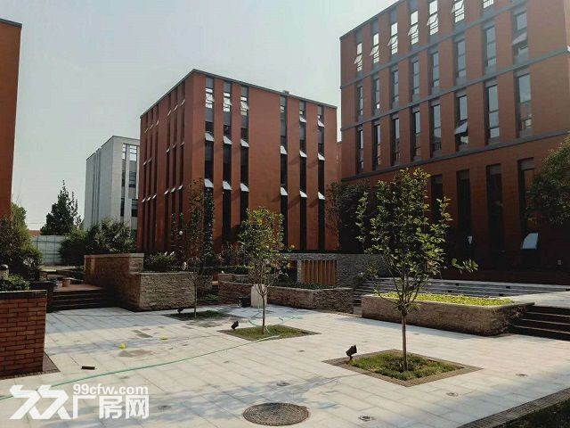 省级工业园区800−5000独栋、双拼厂房环评宽松、可生产加工-图(4)