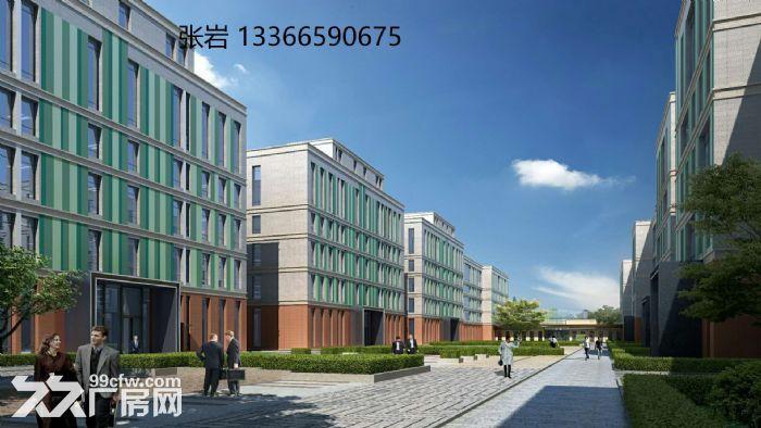 燕郊隆达智慧PARK科技产业园300−2000平租售,独立房本-图(1)