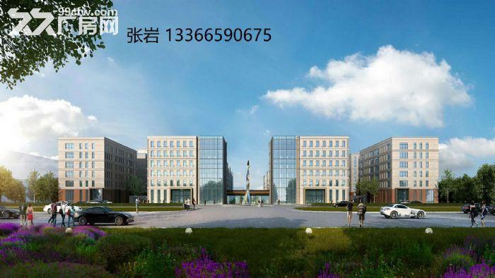 燕郊隆达智慧PARK科技产业园300−2000平租售,独立房本-图(2)